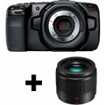 Blackmagic Design Pocket Cinema Camera 4K návod a manuál