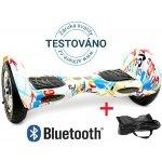 Hoverboard EcoWheel 10″ Offroad – Crazy návod a manuál
