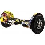 Berger Hoverboard City 10 XH-10 Graffiti návod a manuál