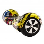 Berger Hoverboard City 6.5 XH-6 Graffiti návod a manuál
