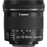 Canon 10-18mm f/4,5-5,6 IS STM návod a manuál
