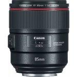 Canon EF 85mm f/1,4 L IS USM návod a manuál