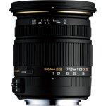 Sigma 17-50mm f/2,8 EX DC OS HSM Canon návod a manuál