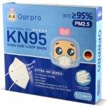 Oprpro respirátor FFP2 / KN95 10 ks návod a manuál