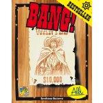 Albi Bang! Základní hra návod a manuál