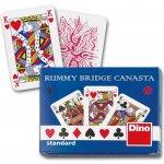 Dino Canasta: standard návod a manuál