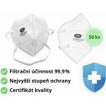 Eco Care respirátor FFP3 Unisex návod a manuál