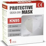 WorkFlow respirátor FFP2 / KN95 1ks návod a manuál