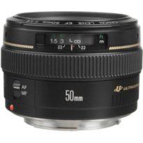Canon EF 50mm f/1,4 USM                  návod a manuál