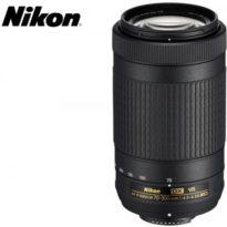 Nikon 70-300MM F/4.5-6.3G ED AF-P DX VR                  návod a manuál