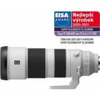 SONY FE 200-600 mm f/5,6-6,3 G OSS E                  návod a manuál