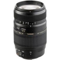 Tamron AF 70-300mm F/4-5.6 Di pro Canon LD MACRO 1:2                  návod a manuál