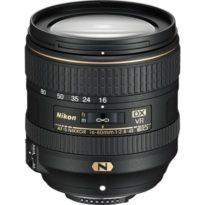 Nikon 16-80mm f/2,8 – 4,0E AF-S DX ED VR                  návod a manuál
