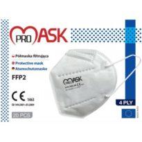 ProMask respirátor FFP2 20 ks návod a manuál