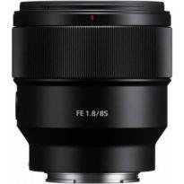 Sony FE 85mm f/1,8 (SEL85F18.SYX)                  návod a manuál