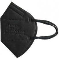 Baner respirátor FFP2 černý návod a manuál