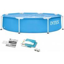 Intex Metal Frame 244 x 51 cm 28205 návod a manuál