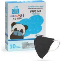 Jinhuan JN001 dětský respirátor FFP2 NR černý 10 ks návod a manuál